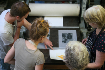 Sunday Printing Workshop